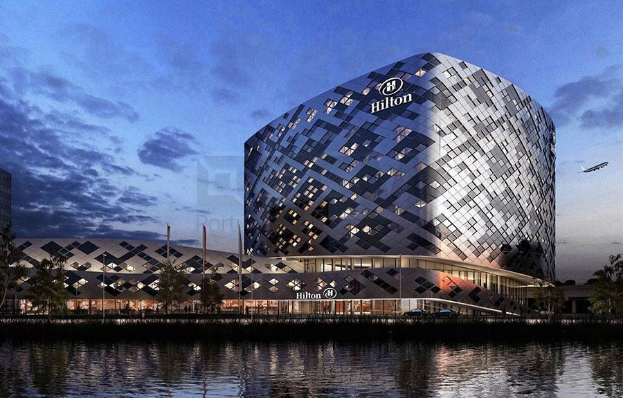 Hilton Amsterdam hotel – Moleanos Fine